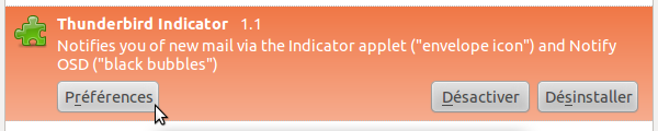 Extension thunderbird-indicator