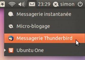 Thunderbird dans Unity
